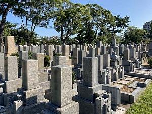 長傳寺墓地(神戸市垂水区)のお墓