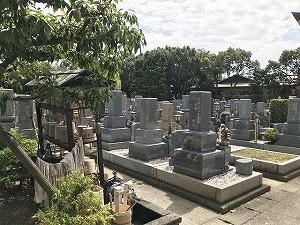 圓満寺土山霊園(加古郡播磨町)のお墓