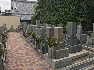 今北墓地(尼崎市)のお墓