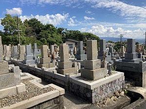 蔵人台共同墓地(宝塚市)のお墓