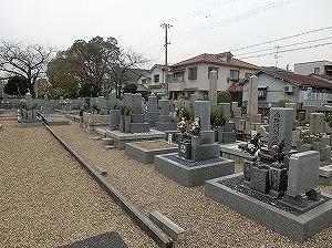 栗山墓地(尼崎市)のお墓