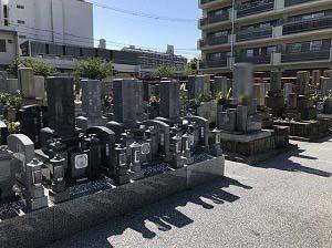 鷹取墓地(神戸市須磨区)のお墓