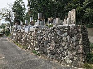 明王院墓地(神戸市東灘区)のお墓