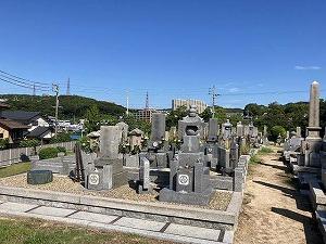 滑墓地(神戸市垂水区)のお墓