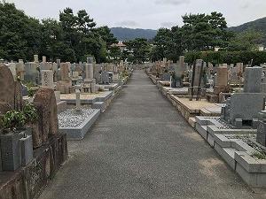野寄墓地(東灘区)のお墓