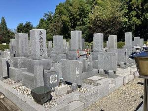 昌林寺墓地(三田市)のお墓