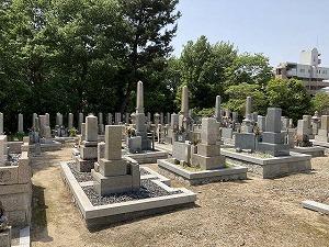 多聞墓地(神戸市垂水区)のお墓