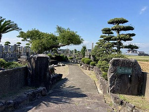 内山墓園(神戸市西区)のお墓