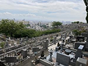 中華義荘(神戸市長田区)のお墓