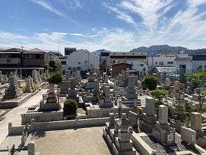 平野共同墓地(神戸市兵庫区)のお墓