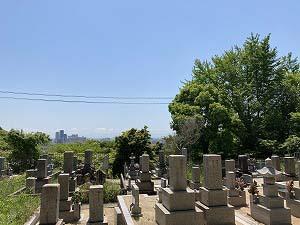 石井墓地(神戸市兵庫区)のお墓