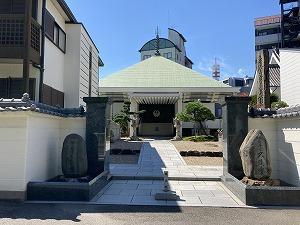 久遠寺墓地(神戸市兵庫区)のお墓