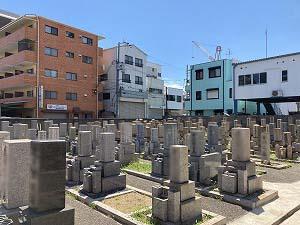 能福寺墓地(神戸市兵庫区)のお墓