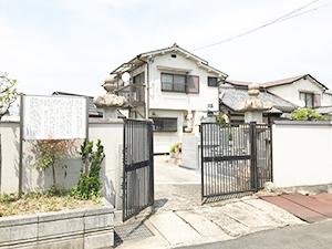 兵庫県伊丹市にあるお墓、菩提寺墓地
