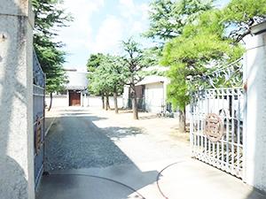 兵庫県神戸市兵庫区にあるお墓、福厳寺墓地