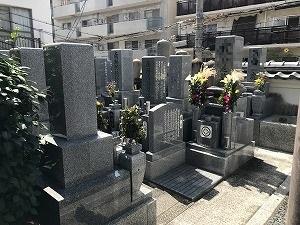 福徳寺墓地(神戸市中央区)