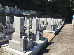 護国寺(神戸市須磨区)のお墓