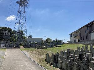 石守南所霊園(加古川市)のお墓