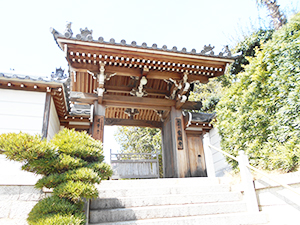 兵庫県神戸市長田区にあるお墓、常福寺墓地