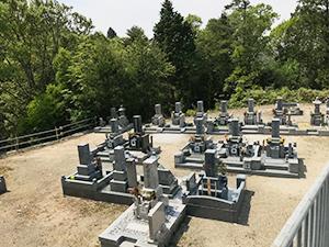 兵庫県神戸市北区にあるお墓、寿福寺墓地