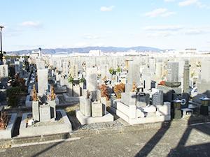 兵庫県伊丹市にあるお墓、神津霊園