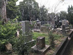 烏原共同墓地(神戸市兵庫区)のお墓