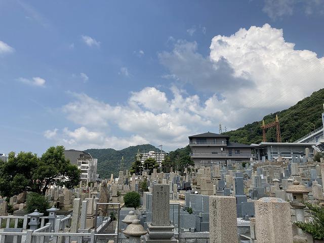 春日野墓地(神戸市中央区)のお墓