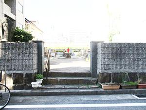 兵庫県西宮市にある瓦林墓地