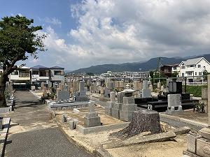 森具墓地(西宮市)のお墓