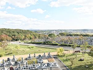 兵庫県加古川市にあるお墓・墓地霊園、加古川市日光山墓園