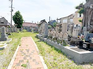 兵庫県川西市にあるお墓、小花霊園