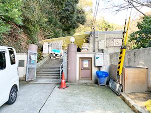 兵庫県神戸市中央区にあるお墓、追谷墓地