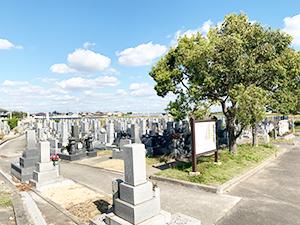 兵庫県加古郡稲美町にあるお墓・墓地霊園、稲美町奥ノ池墓地