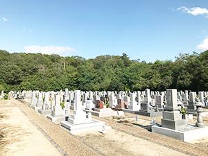 兵庫県三田市にあるお墓・墓地霊園、三田市霊園