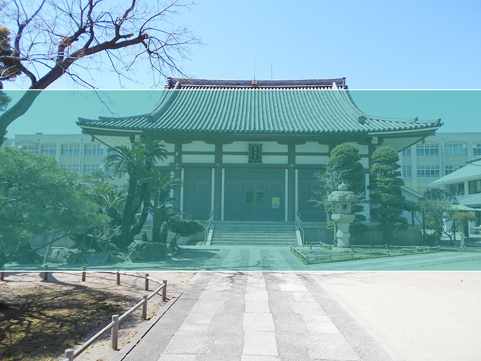 真光寺墓地の墓地風景
