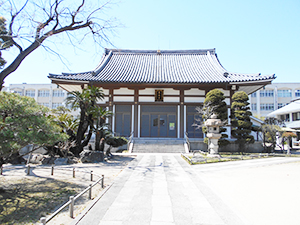 兵庫県神戸市兵庫区にあるお墓、真光寺墓地