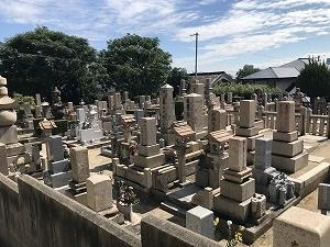 祥福寺墓地(神戸市兵庫区)のお墓