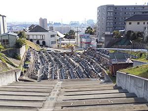兵庫県神戸市東灘区にあるお墓、徳井墓地