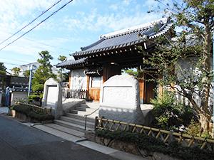 兵庫県神戸市垂水区にあるお墓、通照院墓地